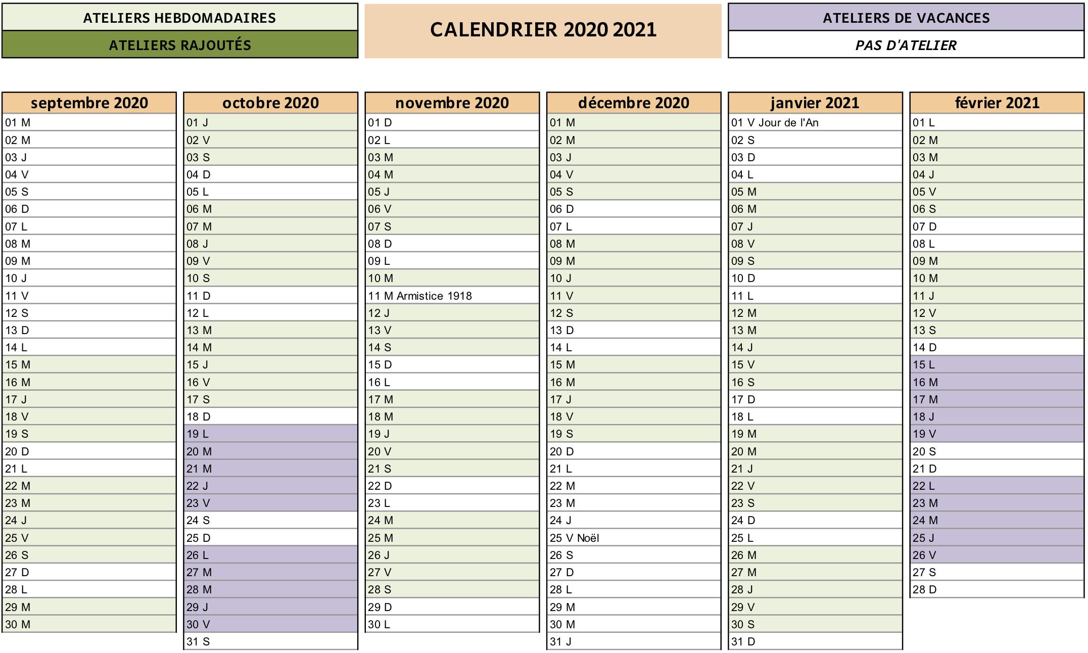 Calendrier Cdm 2021 CdM calendrier 20120 2021 Anew   Cour des marguerites